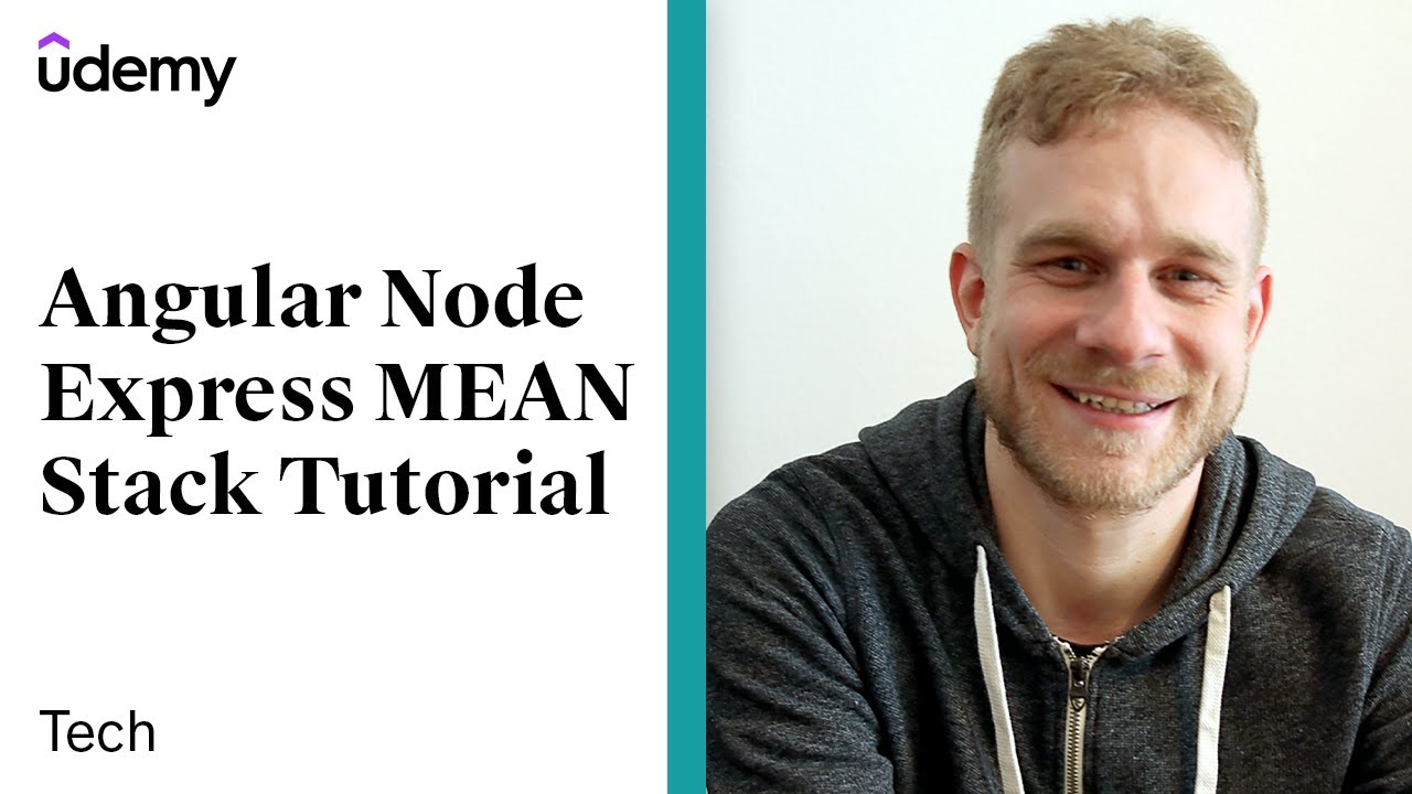 Angular Node Express MongoDB MEAN Tutorial for Beginners
