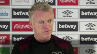 David Moyes keen to notch win on Goodison return