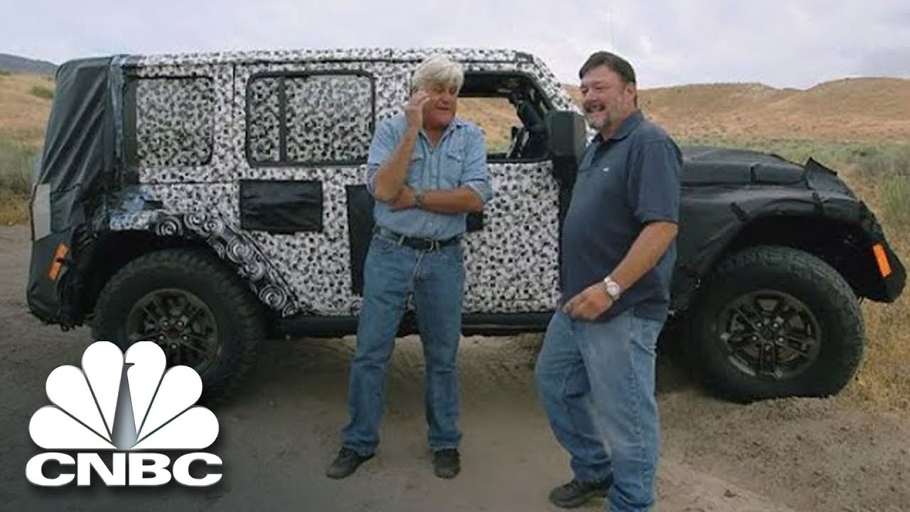 the most european car an american manufacturer has ever produced jay leno 39 s garage cnbc. Black Bedroom Furniture Sets. Home Design Ideas
