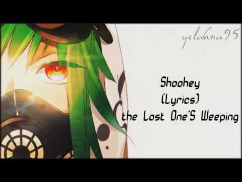 【Shoohey】Lyrics 【the Lost One'S Weeping】Band Vers.