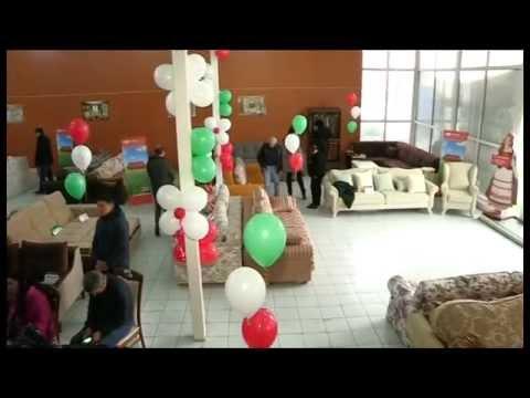 Выставка «Мебель из Беларуси» прошла в городе Шымкент