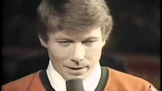11/15/84: Bobby Clarke Night