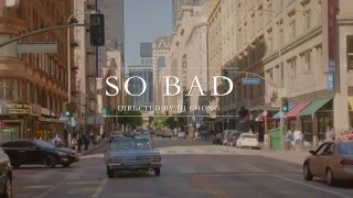 Roshon - So Bad (Official Music Video)