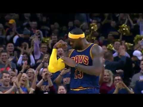LeBron James Top 10 Plays of 2014-2015 NBA Season!
