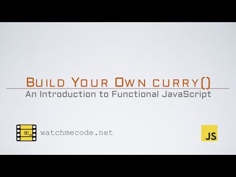 Build Your Own Curry Function in JavaScript