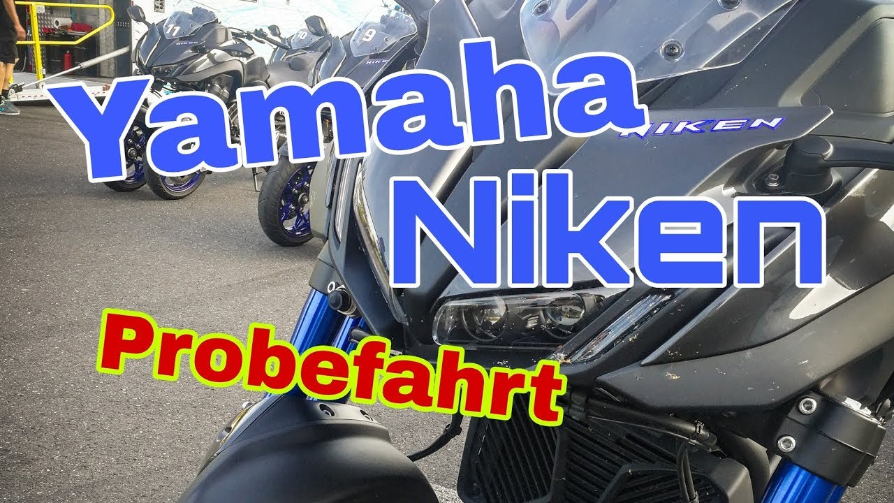 Yamaha Niken Driving Experience Jokermotovlogs Youtube