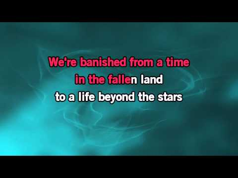 Dragonforce - Through The Fire And Flames (Karaoke)