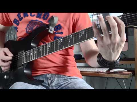 Megadeth - Symphony of Destruction - Guitar performance by Cesar Huesca