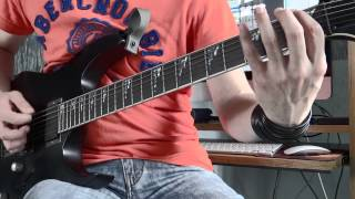 Megadeth - Symphony of Destruction - Guitar performance by Cesar Huesca