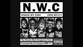 French Montana feat. Akon, Chinx Drugz, Kevin Gates - Burnin (Coke Boys 3) Track 2 DOWNLOAD HD 2012
