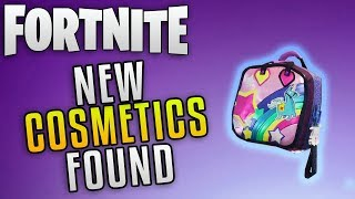 "Fortnite Battle Royale New Skins Found ""Fortnite New Back Bling"" Fortnite Brite Bomber Backpack"