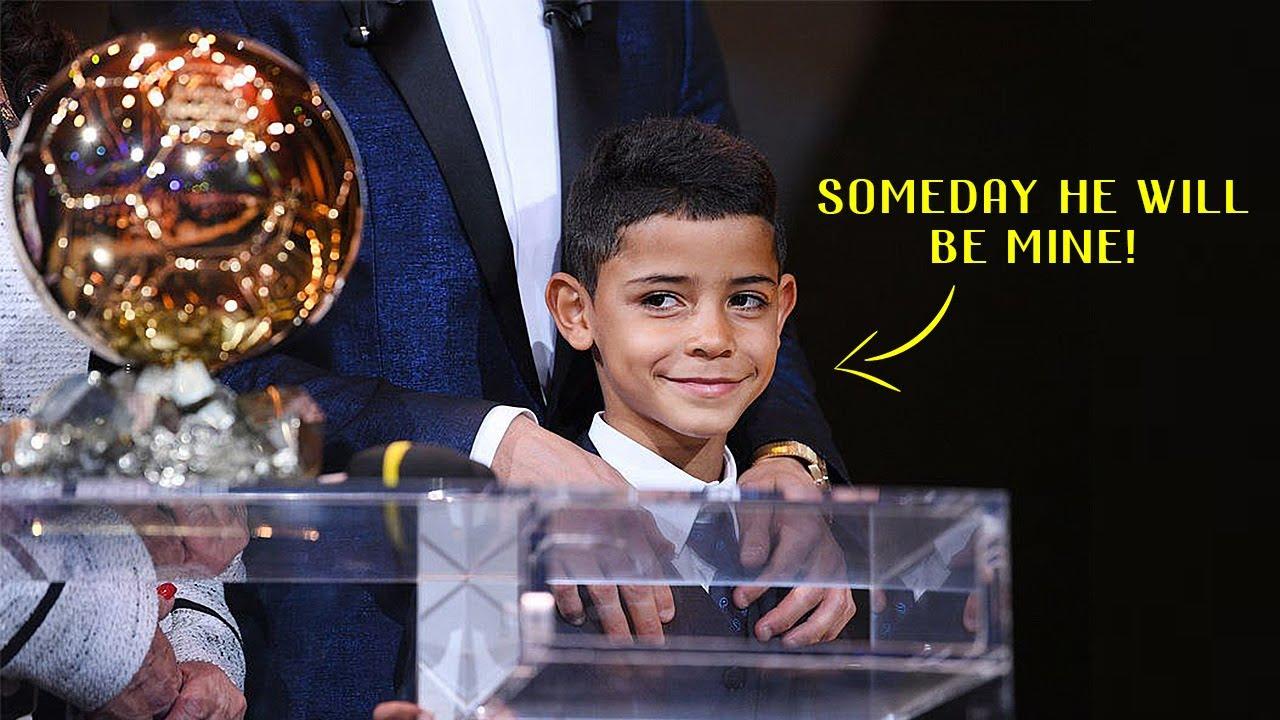 How Cristiano Ronaldo's SON Lives? 🤑 Cristiano Jr. Lifestyle