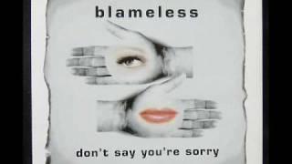 Blameless - Don