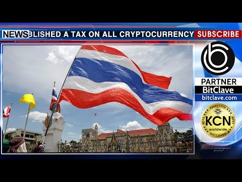 Thailand crypto market stands for the abolition of the tax