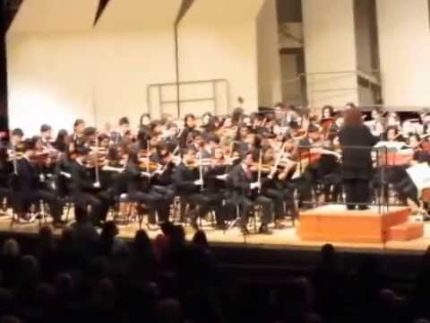 The Star Spangled Banner - Division IV Orchestra NMEA All County Music Festival 2015