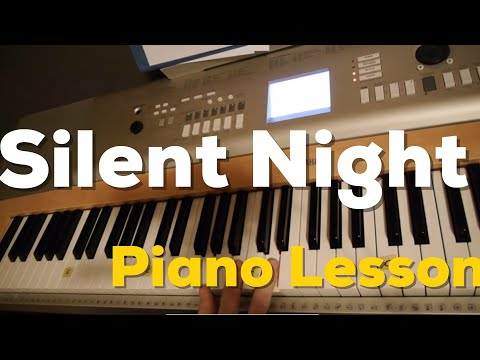 Silent Night Keyboard Chords By Lincoln Brewster Worship Chords