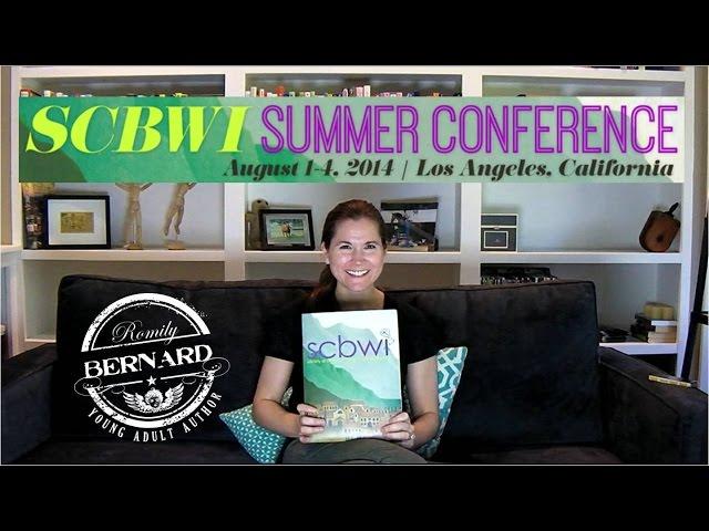 SCBWI Summer Conference 2014: Recap