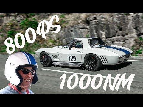 Karls Corvette C2 800PS 1000NM Im Einsatz