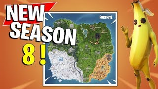 Fortnite New Season 8 Patch Notes