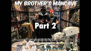 The ULTIMATE SCI-FI TOY COLLECTION - My Brother's Man Cave Part 2