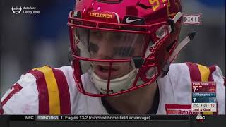Memphis vs Iowa State Football Highlights