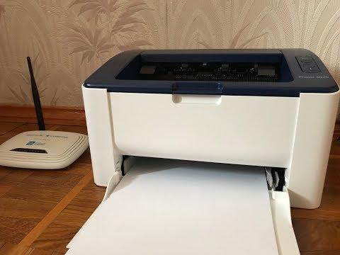 Как подключить принтер к Wifi сети
