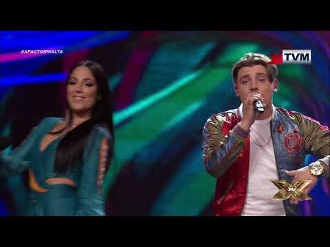 Owen Leuellen and Ira rise to the occasion | X Factor Malta | Season 1 Final Show