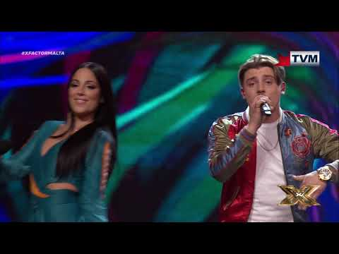 Owen Leuellen and Ira rise to the occasion | X Factor Malta | Season 1 Final Show