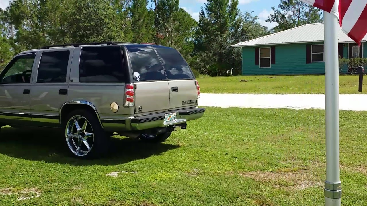 small resolution of 99 chevy tahoe 24 inch rims