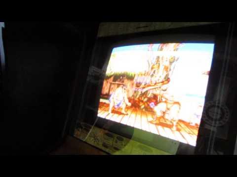1000 in 1 arcade system