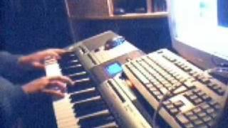 bon jovi..never say goodbye! on keyboard