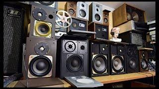 RFT B 9271 - RFT K 13 Profil - RFT B 9161 Tonica - RFT B 9331 Carina - RFT B 3010 Lautsprecherboxen
