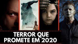 8 FILMES DE TERROR QUE ESTREIAM EM 2020