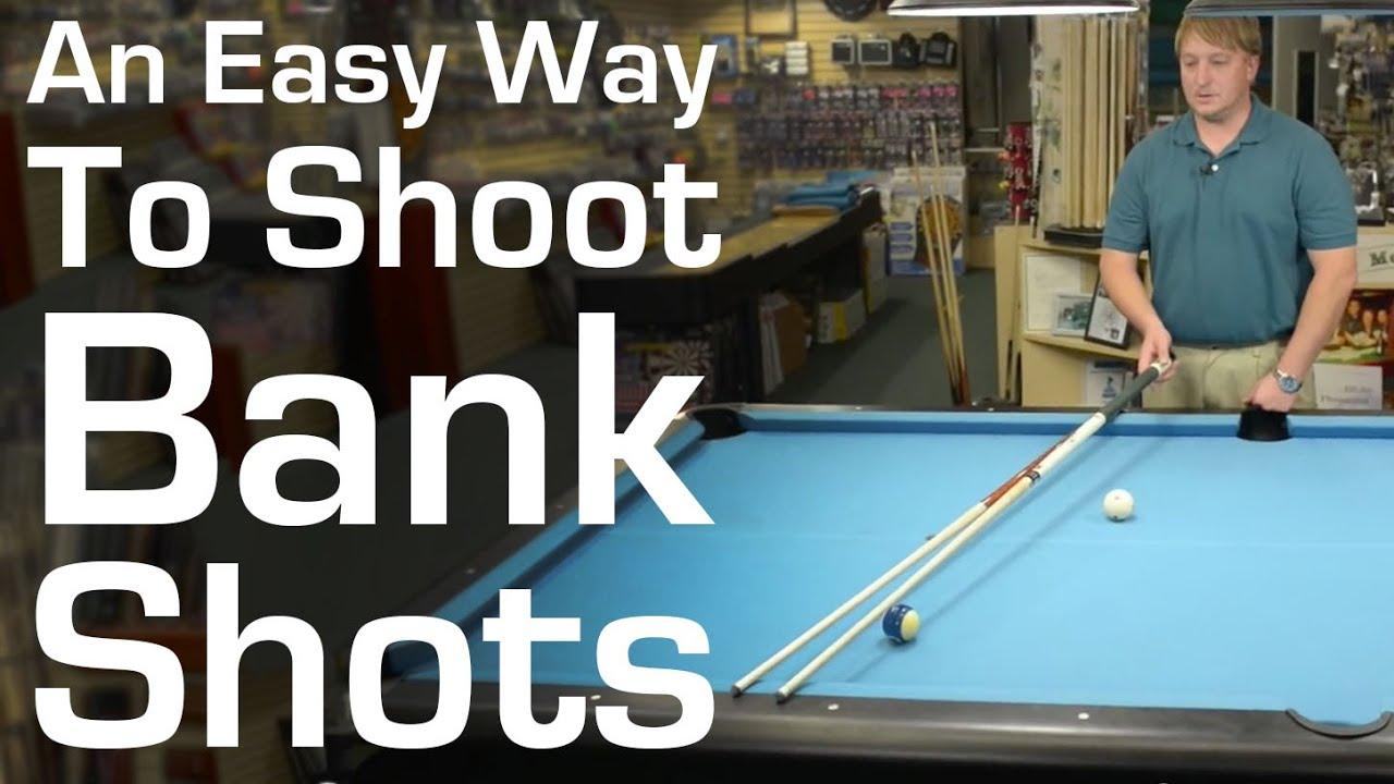 An easy way to shoot bank shots in billiards and pool youtube an easy way to shoot bank shots in billiards and pool keyboard keysfo Gallery