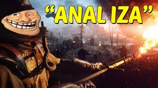 Obszernie Głęboka Rzeczowa iRzetelna Analiza Dogłębnie Szczegółowej Analizy Trailera Battlefield 1