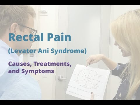 Jini's Healing Guide: Natural Treatments for Rectal Spasm and Levator Ani Syndrome