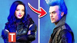 Descendants 3: Disney Reveals NEW Official Looks Of Characters