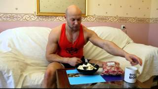 Завтрак, обед и ужин спортсмена  Сжигаем жир и набираем мышечную массу  Здоровое питание