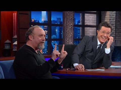 Paul Giamatti Had A Weird Reaction To Being Hogtied