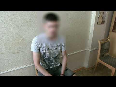 В Кирове задержали курьера-закладчика