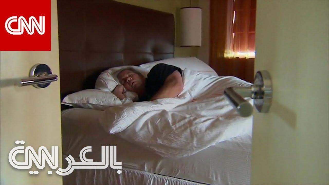 CNN عربية:دراسة: النوم المضطرب يؤدي للإصابة بالزهايمر