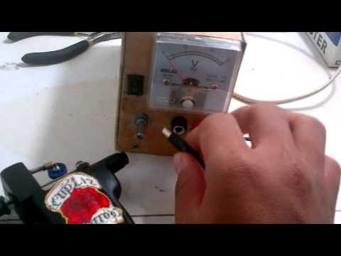 How to make power supply 20v