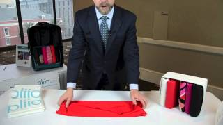 How To Fold Clothing With Pliio.  A Revolution In Clothing Storage