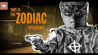 ИГРЫ НАЧАЛИСЬ  ► This is the Zodiac Speaking (DEMO)