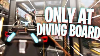 This is Why I Hate Diving Board... - PS4 Apex Legends