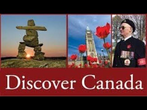 CITIZENSHIP CANADA STUDY GUIDE 2020