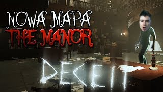 NOWA MAPA: THE MANOR! | Deceit [#14] (With: Eybi, Gabor, Sanitariusz, Shibo, RGPlay)
