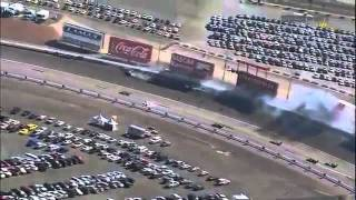 INDYCAR Crash - RIP WHELDON - TERRIBLE INCIDENT FULL LIVE COVERAGE -Las Vegas Speedway 2011