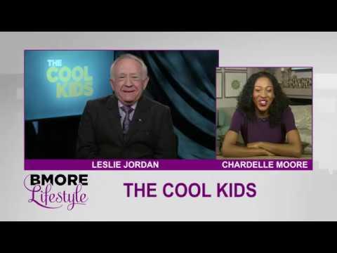 'The Cool Kids' Star Leslie Jordan on BMORE Lifestyle!