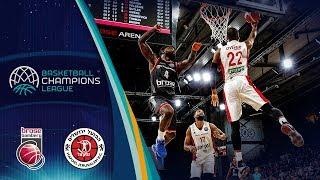 Brose Bamberg v Hapoel Bank Yahav Jerusalem - Highlights - Basketball Champions League 2018-19